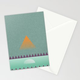 Composition I Stationery Cards
