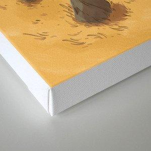 Relic I Canvas Print