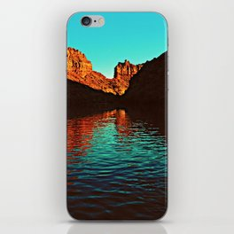 Deep Reflections iPhone Skin
