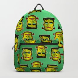 Frankenstein Monster Mask Backpack