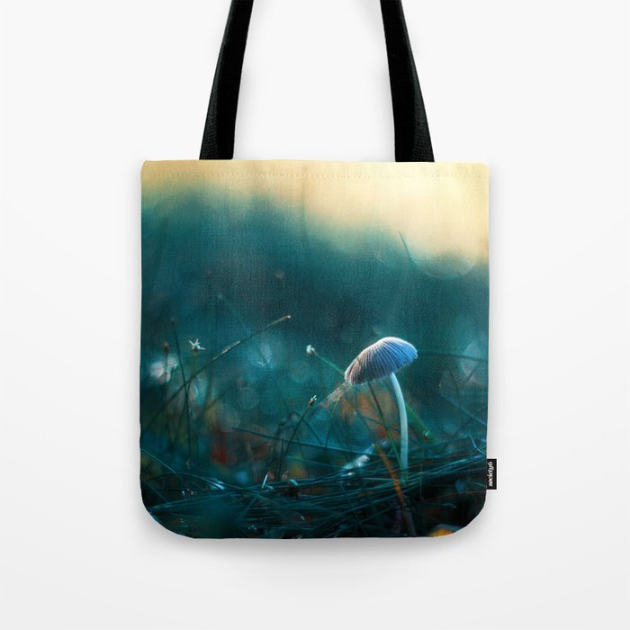 In the Dusk of Dawn Tote Bag