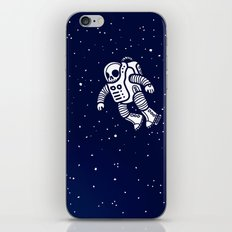 Calling Captain Calavera iPhone Skin