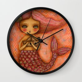 Another Great Catch II Wall Clock