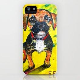 Hello Ernie iPhone Case