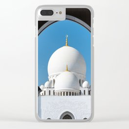 Mosque Clear iPhone Case
