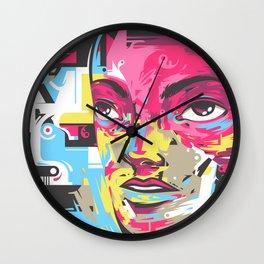 Cosmic boy Wall Clock