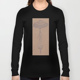 Specimen #14a (fungal) Long Sleeve T-shirt