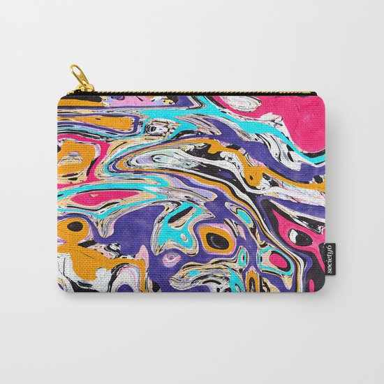 Marbled II Carry-All Pouch