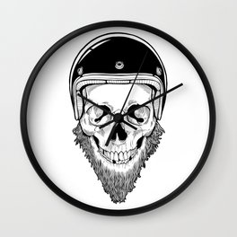 SAFETY DEAD Wall Clock