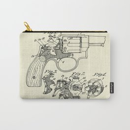 Safety Device for Revolving Firearms-1899 Carry-All Pouch