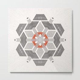 Kalei2 Metal Print