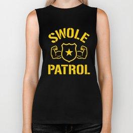 Swole Patrol Biker Tank