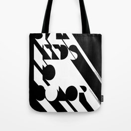 Style Needs No Color Tote Bag