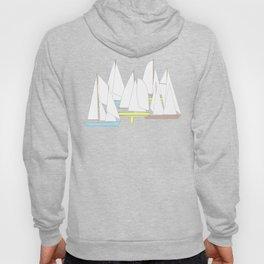 Segelboote - Sailboats Hoody