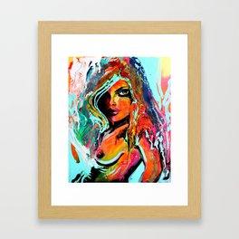 Combatant Framed Art Print