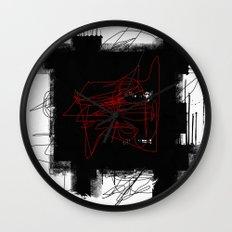 Random #2 Wall Clock
