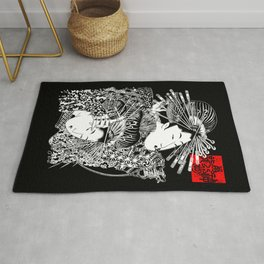 Shaders and Liners Rug