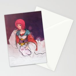 Comic-con Stationery Cards