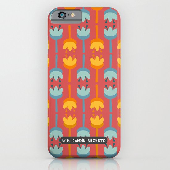 PATTERN 5 iPhone & iPod Case