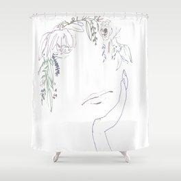 Day Dreamer Shower Curtain