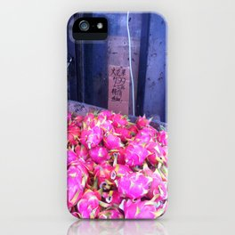 Exotic Fruit iPhone Case