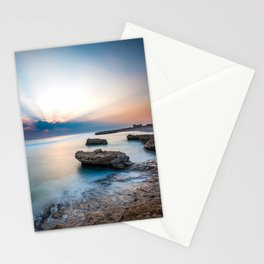 Good Morning Red Sea Stationery Cards
