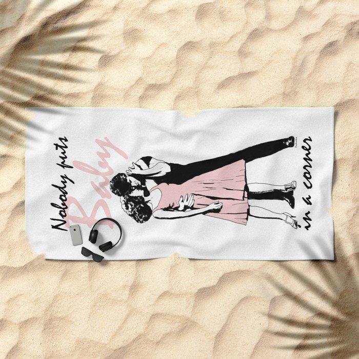 Dirty Dancing Beach Towel