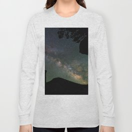 Galaxy Gazing Long Sleeve T-shirt