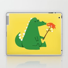 Dragon and Marshmallow Laptop & iPad Skin