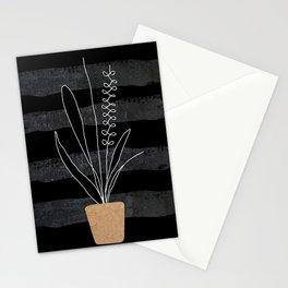 Scandi Plant 2 Stationery Cards