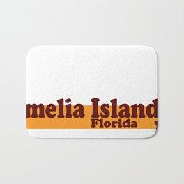 Amelia Island - Florida. Bath Mat