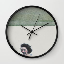 The Monster Series (5/8) Wall Clock