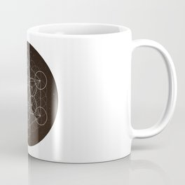 Metatrons Cube Is Out Of Space Coffee Mug