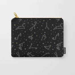 Western Zodiac Constellations Carry-All Pouch
