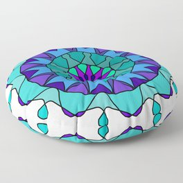 very detailed and easily editable Floor Pillow