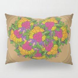 Flowers of Love Pillow Sham