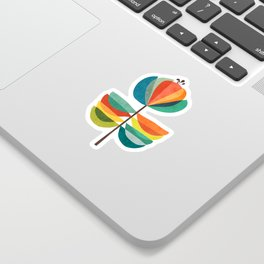 Whimsical Bloom Sticker