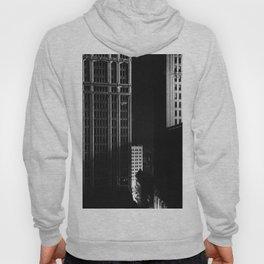 architecture immeuble noir blanc 4 Hoody