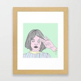 Strangelove Framed Art Print