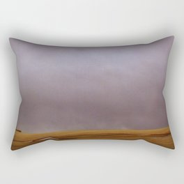 Reflective Breath Rectangular Pillow