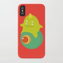Little Monster iPhone Case