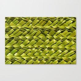 weaved pyparus Canvas Print