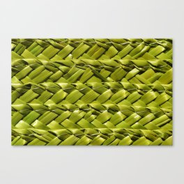 weaved pyparus Canvas Print