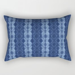 Shibori Twelve Rectangular Pillow