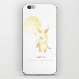 Jackalope Jill iPhone Skin
