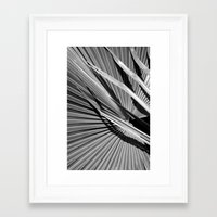 palm Framed Art Prints featuring Palm by Christoffer Eriksson