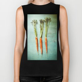 Eat Your Vegetables Biker Tank
