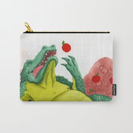 Allison's Alligator Carry-All Pouch