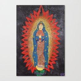 La Virgin Ultima Canvas Print