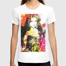 Flowerwoman  T-shirt